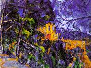 Paul Cezanne Le Chateau Noir oil painting picture wholesale