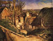 Paul Cezanne The Hanged Man's House oil painting picture wholesale
