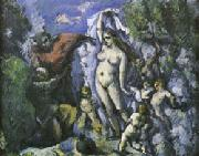 Paul Cezanne Temptation of ST.Anthony oil painting picture wholesale