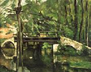 Paul Cezanne The Bridge of Maincy near Melun oil painting picture wholesale