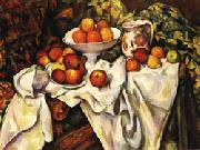 Paul Cezanne Apples and Oranges oil painting picture wholesale