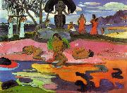 Paul Gauguin Mahana No Atua oil painting picture wholesale