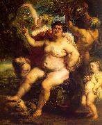 Peter Paul Rubens Bacchus oil painting picture wholesale
