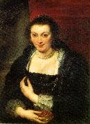 Peter Paul Rubens Isabella Brandt oil painting picture wholesale