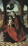 Petrus Christus The Virgin and the Child oil painting artist