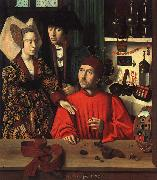 Petrus Christus St.Eligius oil painting picture wholesale