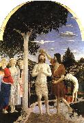 Piero della Francesca The Baptism of Christ 02 oil painting picture wholesale