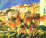 Pierre Renoir Terrace in Cagnes oil painting picture wholesale