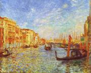 Pierre Renoir Grand Canal, Venice oil painting picture wholesale