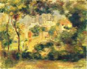 Pierre Renoir Sacre Coeur oil painting reproduction