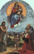 Raphael The Madonna of Foligno oil painting picture wholesale