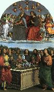 Raphael Coronation of the Virgin oil painting picture wholesale