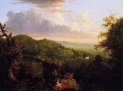 Thomas Cole View of Monte Video, Seat of Daniel oil painting picture wholesale