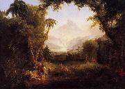 Thomas Cole Garden of Eden oil painting picture wholesale