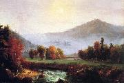 Thomas Cole Morning Mist Rising oil painting picture wholesale