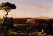 Thomas Cole Italian Scene, Composition oil painting picture wholesale
