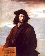 Salvator Rosa Self Portrait bbb oil painting artist
