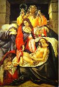 Sandro Botticelli Lamentation over Dead Christ oil painting picture wholesale