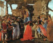 Sandro Botticelli The Adoration of the Magi oil painting picture wholesale