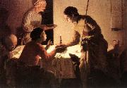 TERBRUGGHEN, Hendrick The Supper wt oil painting picture wholesale