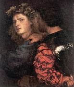 TIZIANO Vecellio The Bravo are oil painting picture wholesale