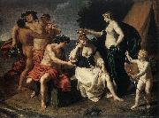 TURCHI, Alessandro Bacchus and Ariadne wt oil painting picture wholesale