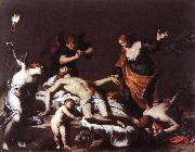 TURCHI, Alessandro The Lamentation over the Dead Christ t oil painting picture wholesale