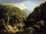 Thomas Cole Autumn in Catskills oil painting picture wholesale