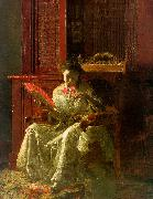 Thomas Eakins Kathrine oil painting picture wholesale
