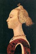 UCCELLO, Paolo Portrait of a Lady at oil painting picture wholesale