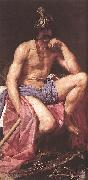 VELAZQUEZ, Diego Rodriguez de Silva y Mars, God of War wet oil painting picture wholesale