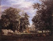 VELDE, Adriaen van de The Farm er oil painting picture wholesale