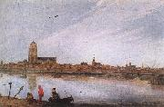 VELDE, Esaias van de View of Zierikzee wt oil painting picture wholesale