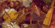 VERONESE (Paolo Caliari) The Marriage at Cana (detail) we oil painting picture wholesale