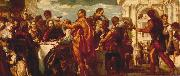VERONESE (Paolo Caliari) The Marriage at Cana  r oil painting picture wholesale