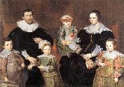 VOS, Cornelis de The Family of the Artist  jg oil painting picture wholesale