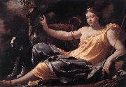 VOUET, Simon Diana  wr oil painting picture wholesale