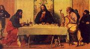 Vincenzo Catena The Supper at Emmaus oil painting artist