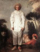 WATTEAU, Antoine Gilles oil painting picture wholesale