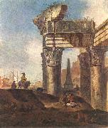 WEENIX, Jan Baptist Ancient Ruins oil painting picture wholesale