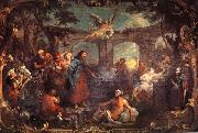 William Hogarth The Pool of Bethesda oil painting picture wholesale