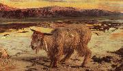William Holman Hunt The Scapegoat oil painting picture wholesale