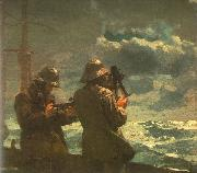 Winslow Homer Eight Bells oil painting picture wholesale