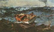 Winslow Homer The Gulf Stream oil painting picture wholesale