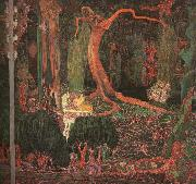 Jan Toorop Desire and Gratification(The Appeasing) oil