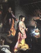 Barocci, Federico The Nativity oil painting artist