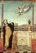 Braccesco, Carlo di The Annunciation oil painting picture wholesale