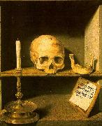 Bruyn, Barthel the Elder Vanitas still life from the reverse of oil painting picture wholesale