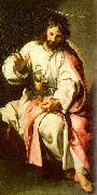 Cano, Alonso St. John the Evangelist with the Poisoned Cup a oil painting artist