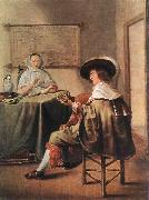 MOLENAER, Jan Miense The Music-Makers ag oil painting picture wholesale